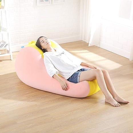 Amazon.com: Bean Bags Bean Bag Lazy Sofa Whistle Styling ...