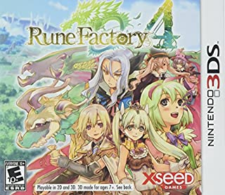 Rune Factory 4 - Nintendo 3DS (B00BAWXD88) | Amazon Products