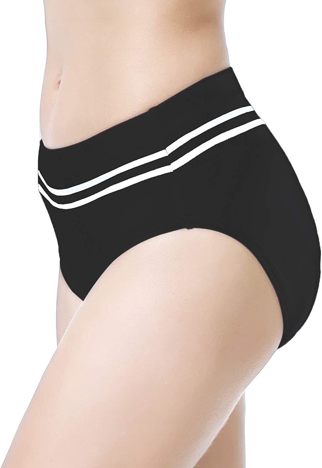 beroy Women Quick Dry Cycling Underwear with 3D Padded,Gel Bike Underwear and Bike Shorts: Clothing
