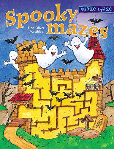 Maze Craze: Spooky