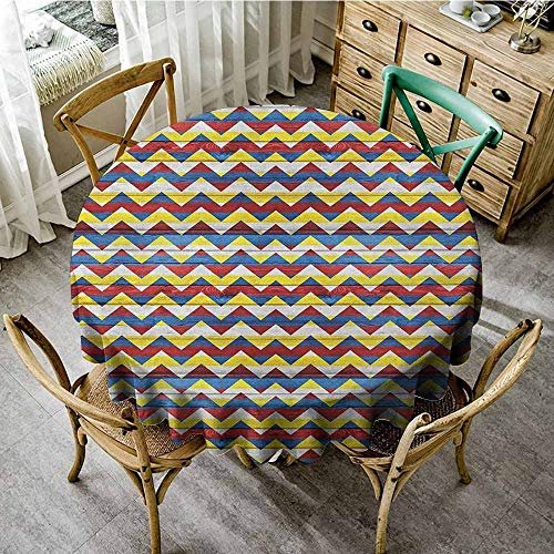 Rank-T Round Tablecloth Theme 70