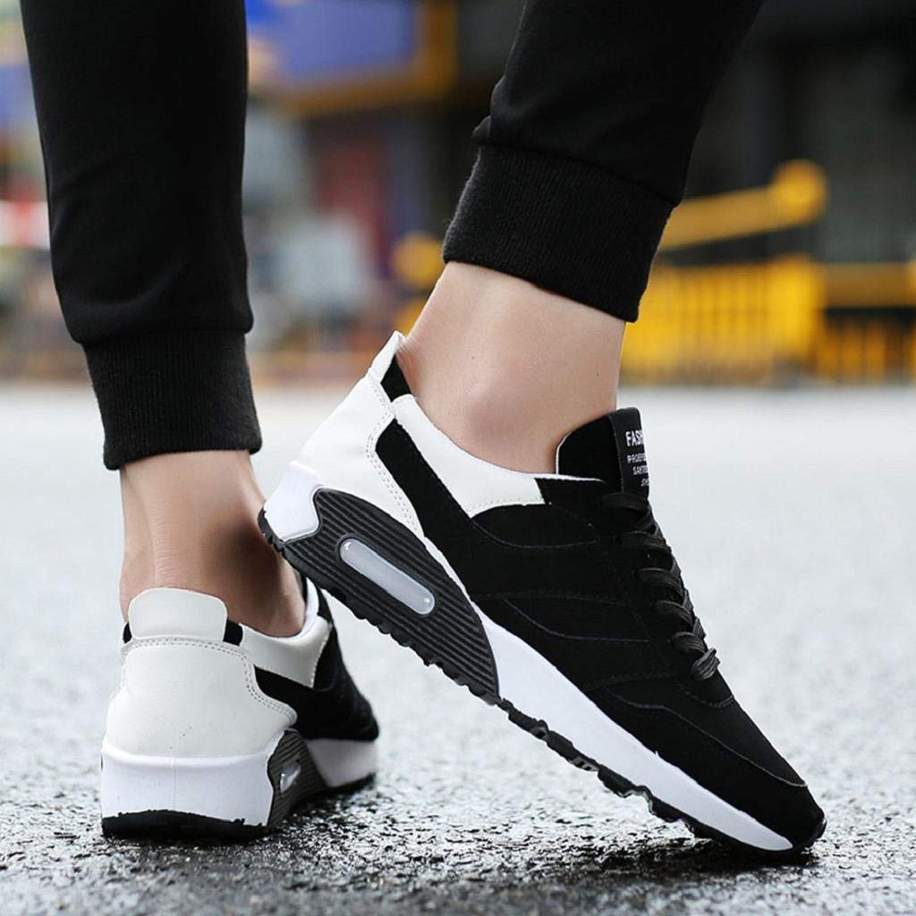 WNGO/_Men shoe Mens Boys Warm Waterproof Cushion Tide Sneakers Sports Boots Breathable Platform Casual Wear Resistant Shoes Thickening Antiskid Comfy Running Jogging Fitness Athletic Walking Outdoors