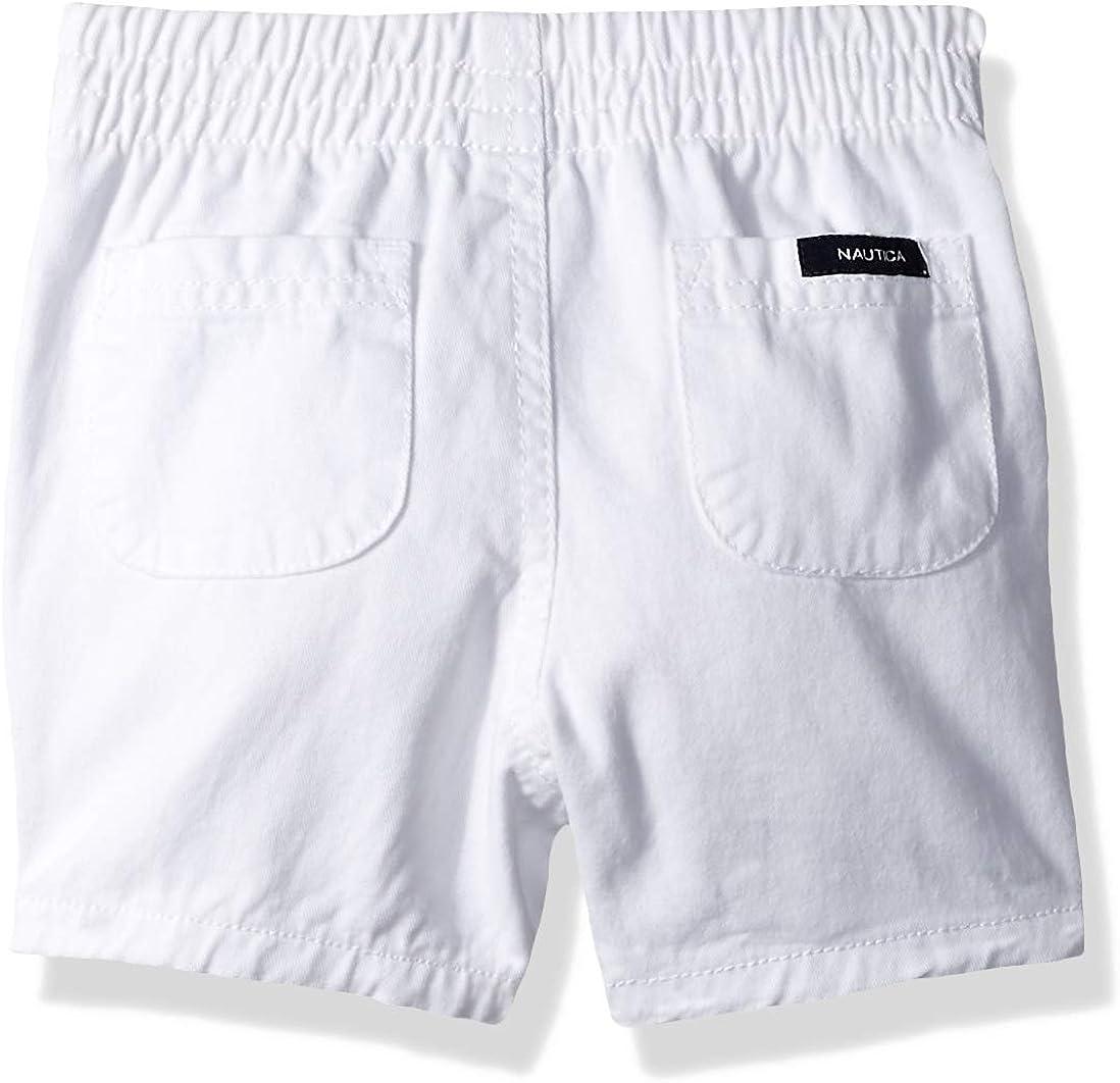 Baby-Boys Short Sleeves Shirt Shorts Set Nautica Sets KHQ