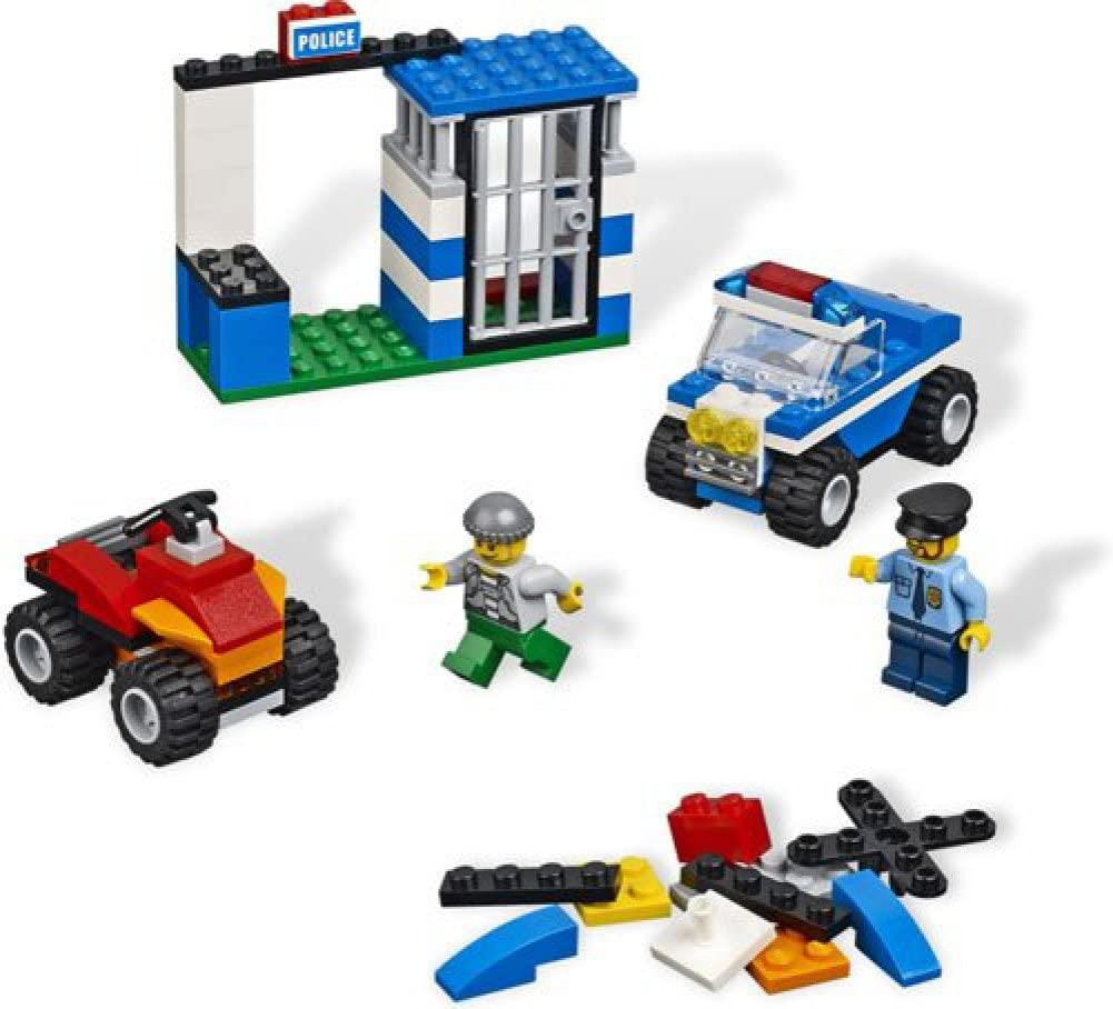 LEGO Bricks & More Police Building Set 4636