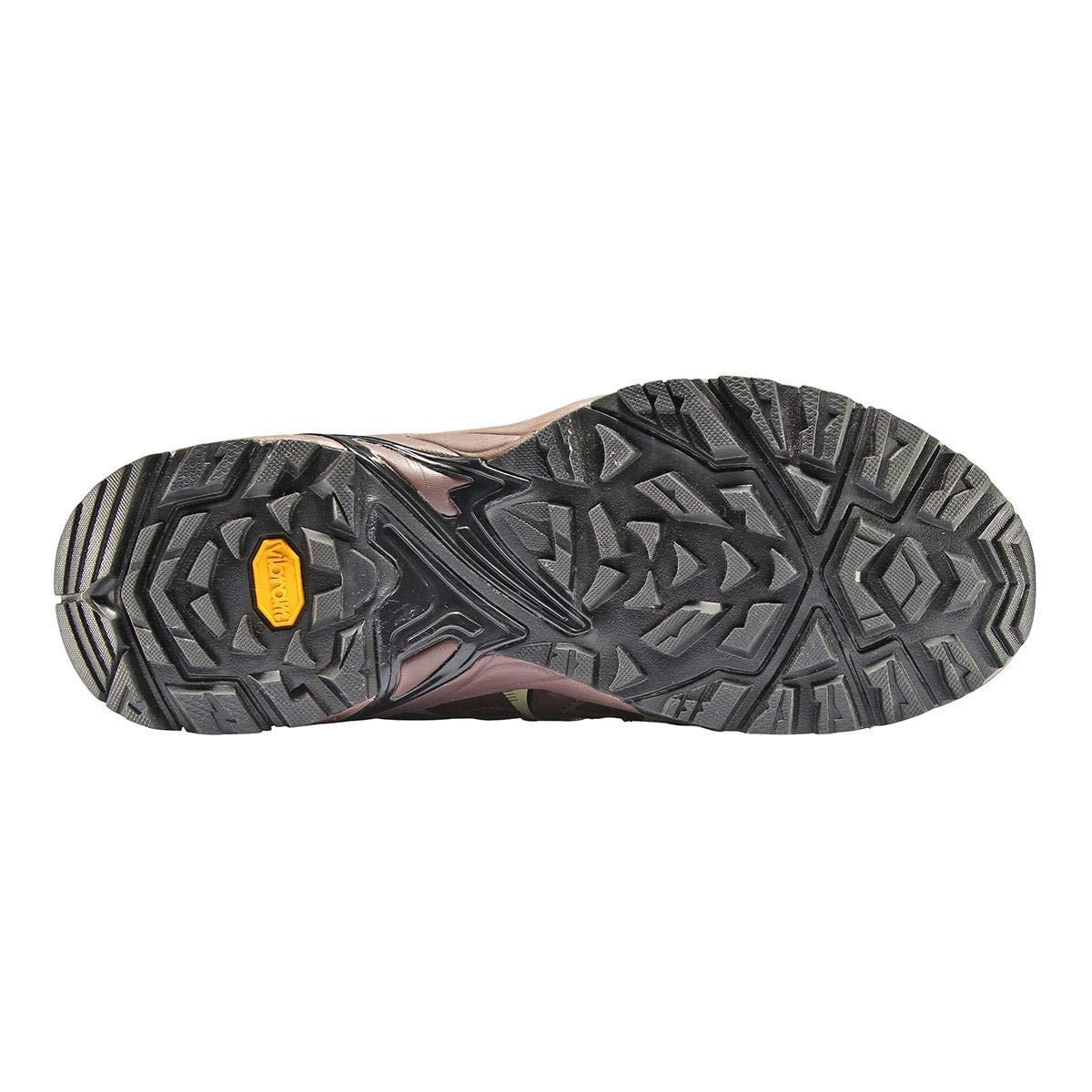 + 8000 Zapatillas Trekking Telmo marrón Membrana Impermeable Waterproof Skintex y Suela Vibram: Amazon.es: Zapatos y complementos