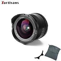 7artisans 12 mm F2.8 APS-C grandangolare manuale obiettivo fisso per Fuji x Mount fotocamera come x-a10 X-A1 x-a2 x-a3 x-at XM2 X-M1 X-T1 x-t10 x-t2 x-t20 X-Pro1 X-Pro1 X-E1 X-E2 x-e2s