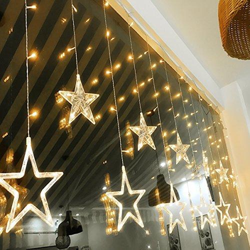 budget-good-12-star-led-string-curtain-lights-waterproof-8-modes-linkable-138pcs-warm-white-led-ligh