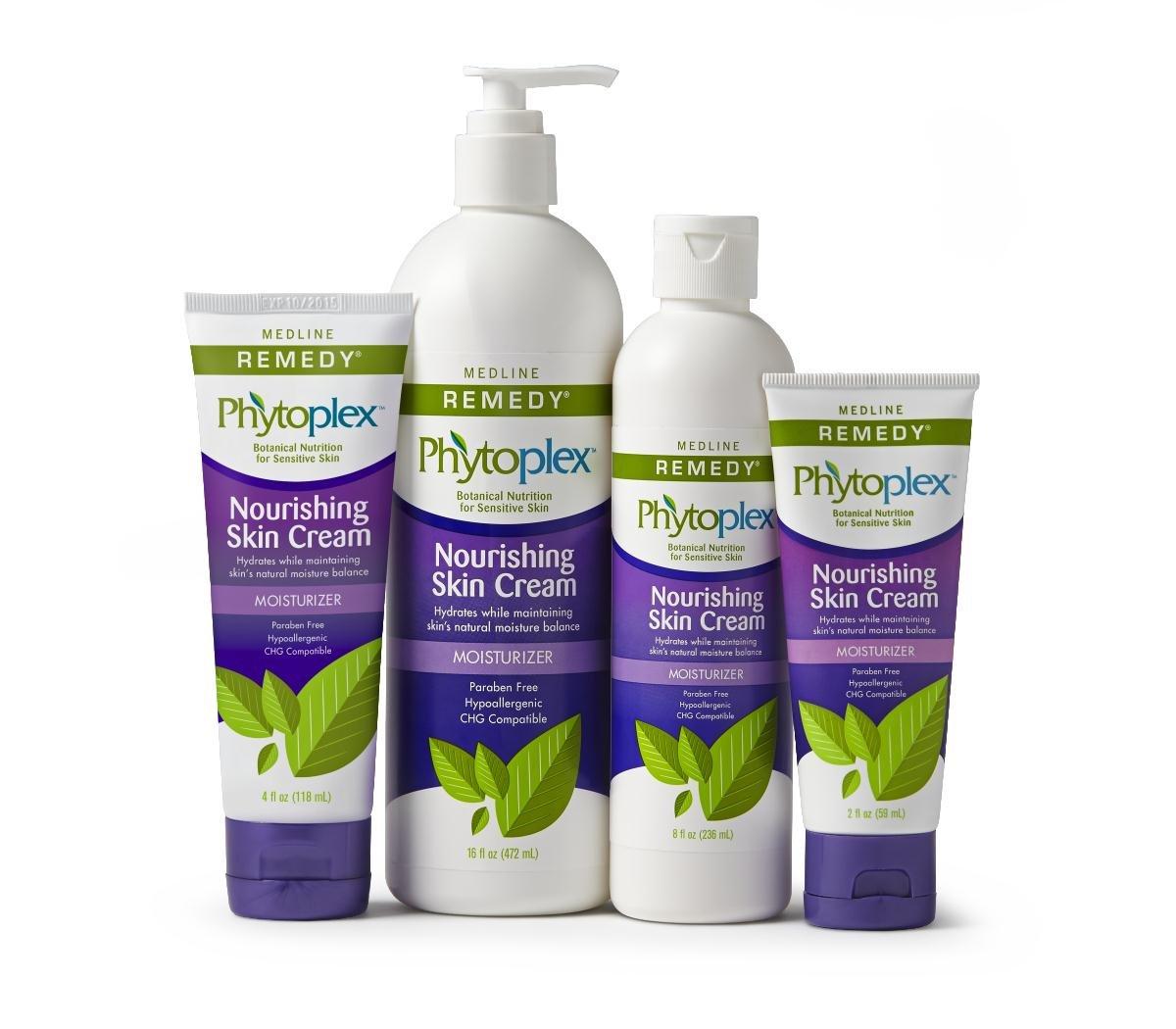 Medline MSC0924002UNS Remedy Phytoplex Nourishing Skin Cream, 2oz. (Case of 24)