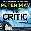 The Critic: Enzo Macleod 2 Audiobook by Peter May Narrated by Peter Forbes