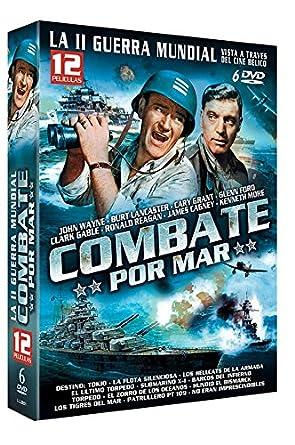Pack Combate por Mar Vol 1 y 2 [DVD]: Amazon.es: Cary Grant ...