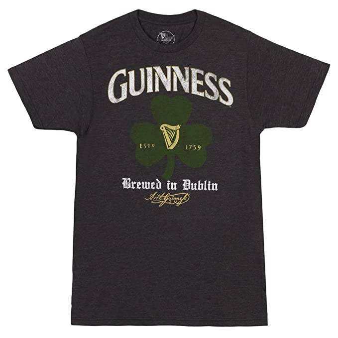 Cheap Sale Order Sale Guinness Dublin Short Sleeve Tee gPdhle6K
