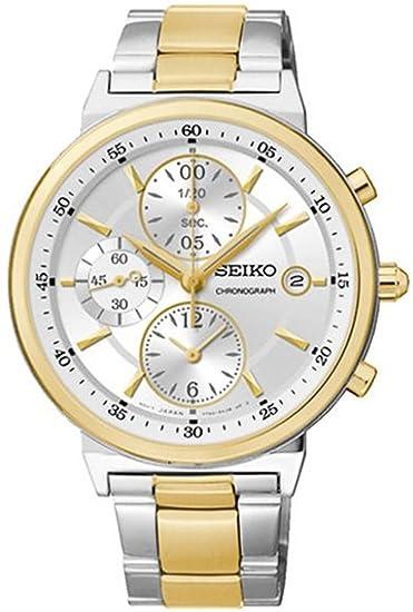 Reloj Seiko Neo Classic Sndw34p1 Mujer Plateado