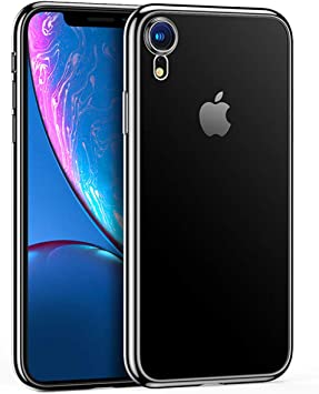 ESR Cover iPhone XR Custodia Gel Trasparente Morbida Silicone