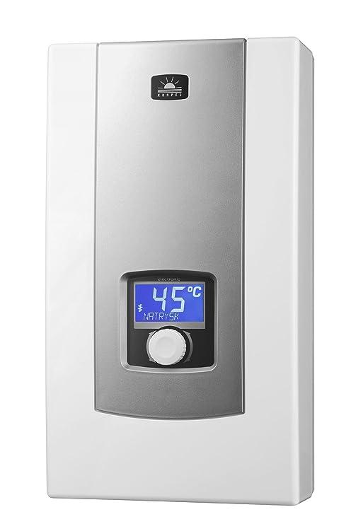 Durchlauferhitzer mit LCD Display 18//21//24 kW elektronisch umschaltbar