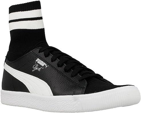 Puma Clyde Sock NYC Blac 36494801 Couleur: Blanc Noir