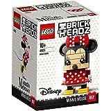LEGO 乐高 拼插类 玩具 BrickHeadz 方头仔系列 方头仔-米妮 41625 10+岁