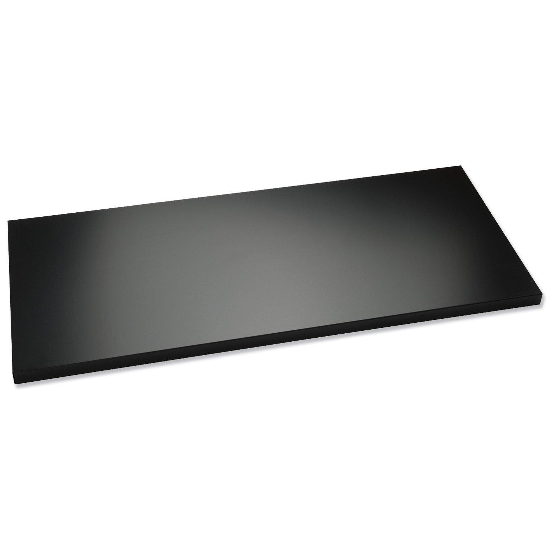 Trexus Extra Shelf Steel for 2-Door Storage Cupboard Black 424453