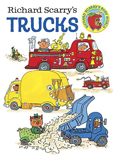 Richard Scarry's Trucks (Cars And Trucks And Things That Go)