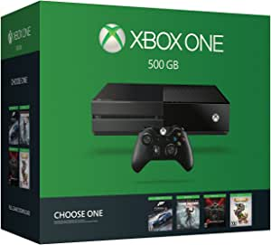 Xbox One 500GB Console - Name Your Game Bundle by Microsoft ...