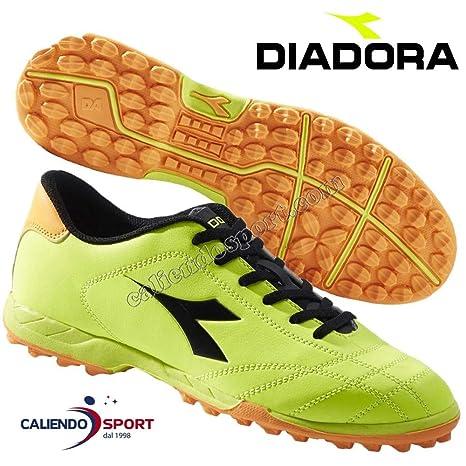 Scarpe Calcetto 172397 C4102 Calcio Diadora 6play Tf Turf Football ... 17ff132bab9