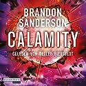 Calamity (Die Rächer 3) Hörbuch von Brandon Sanderson Gesprochen von: Detlef Bierstedt