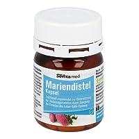 Mariendistel Leberschutz Kapseln 60 stk
