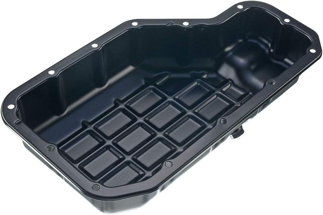 A-Premium - Bandeja de aceite para motor inferior para Hyundai Genesis 2009-2014 Genesis Coupe Kia Sorento Borrego V6 3,8 l: Amazon.es: Coche y moto