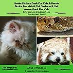 Children's Books Box Set: Panda Book for Kids, Snake Adventure Book, and Cat Humor | Kate Cruise,Timmie Guzzmann