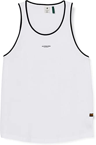 TALLA L. G-STAR RAW Lash Graphic Straight Camiseta para Hombre