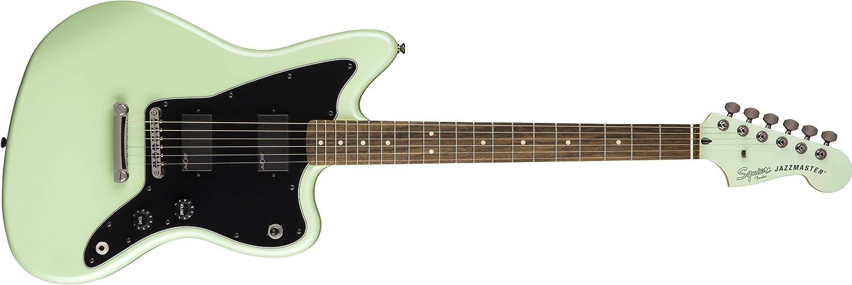 Amazon.com: Squier by Fender Contemporary Active Jazzmaster HH ST, Laurel  Fingerboard, Surf Pearl: Musical InstrumentsAmazon.com