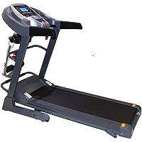 Marshal Fitness Auto Incline Treadmill with Beauty Massager - SPKT-1260-4