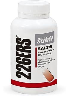 226ERS Sub-9 Salts Electrolitos - 100 Cápsulas