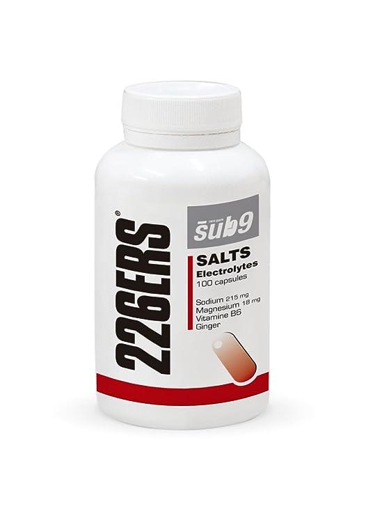 226ERS Sub-9 Salts Electrolitos - 100 Cápsulas: Amazon.es: Salud y cuidado personal
