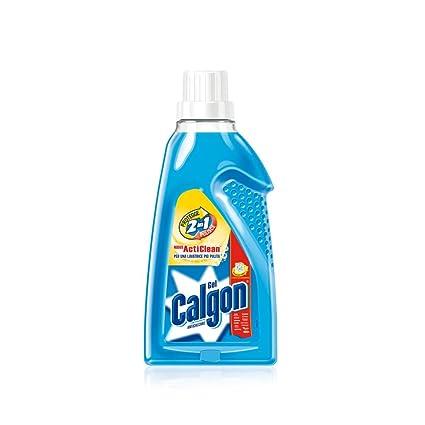Calgon Antical lavadora líquido Gel 750 ml: Amazon.es: Belleza