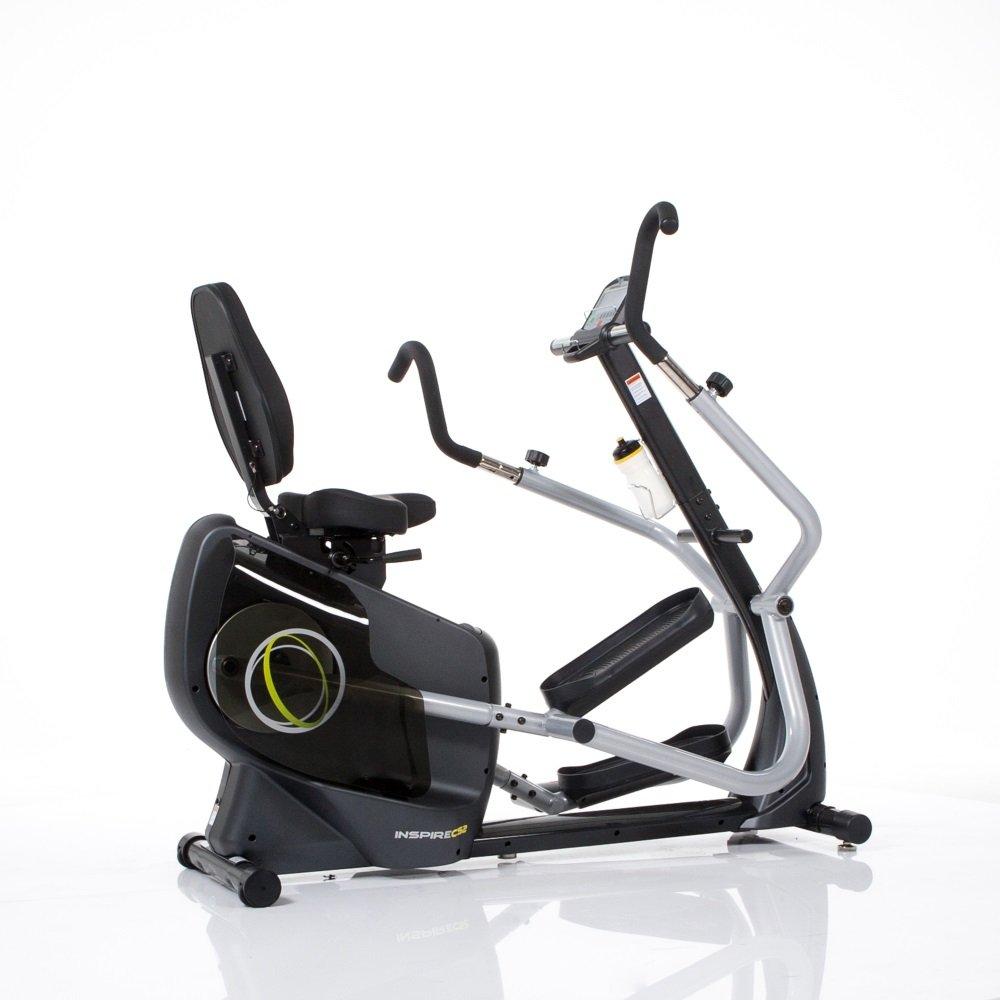 Bicicleta Elíptica Y Estática Reclinada, 2 en 1, Ergómetro Con Asiento Cardio Strider 3956: Amazon.es: Deportes y aire libre