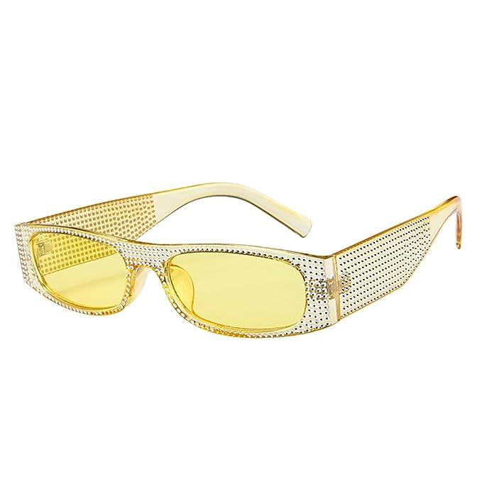 UKLoving Gafas de sol mujer polarizadas UV400 2019 - Gafas ...