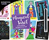 Scratch & Create Magical Tarot: Scratch and Reveal