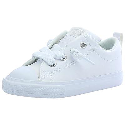 Converse CTAS Street Slip White, Baskets Mixte Enfant, Weiß