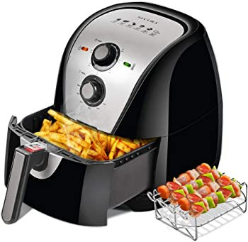 Secura XL 5.3 Quart 1700 Air Fryer