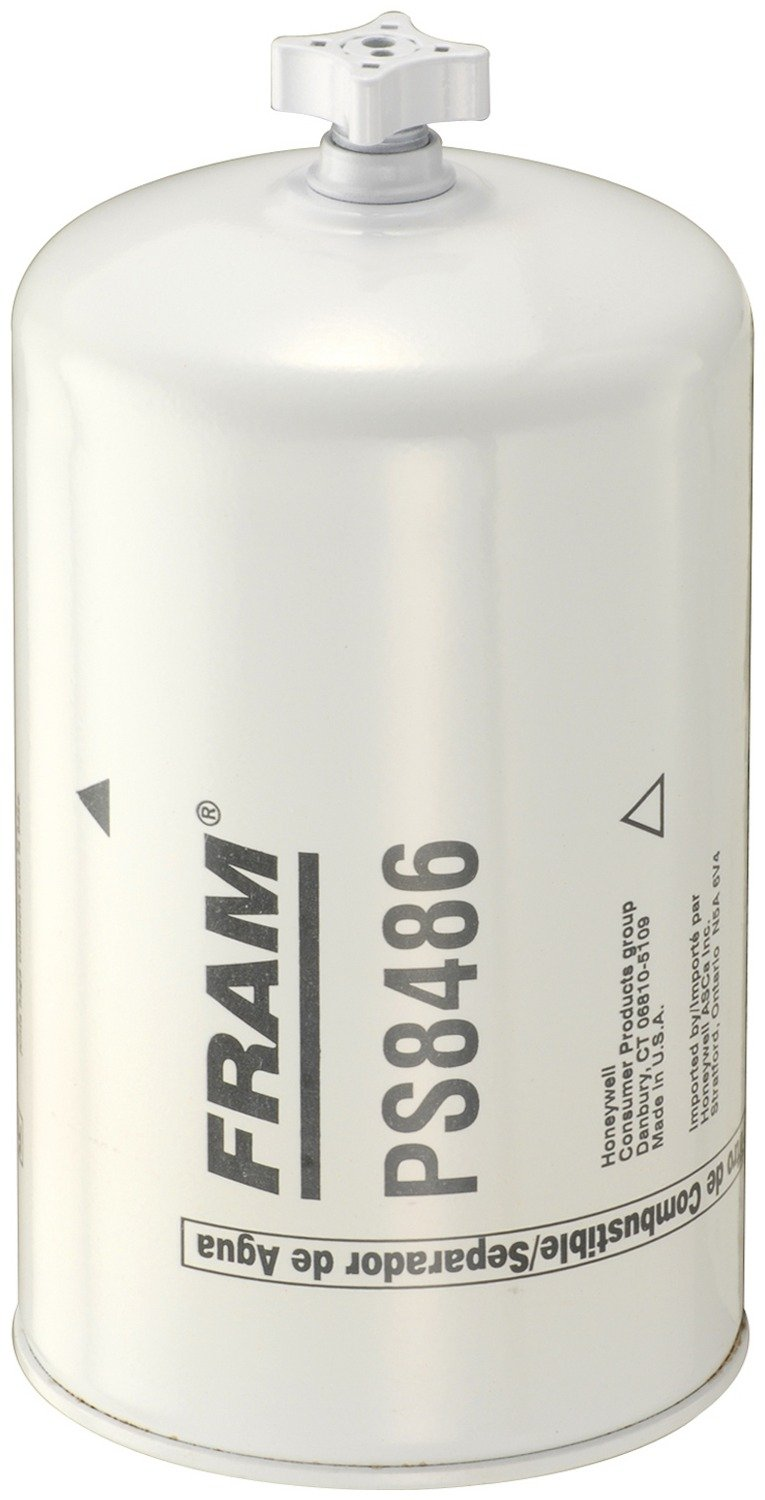FRAM PS8486 Fuel and Water Spin-On Filter Separator