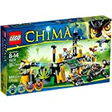 LEGO Chima Lavertus' Outland Base (70134)