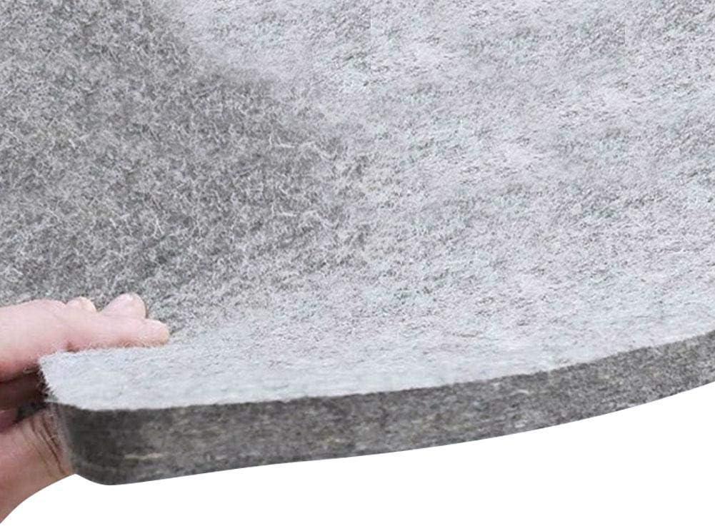 Tabla de Planchar de Fieltro Almohadilla de Planchado de Lana de Nueva Zelanda,17 x 13 Pulgadas,Tabla de Planchar de Alta Temperatura Manta de Planchar Port/átil,Almohadilla de Lana para Planchar