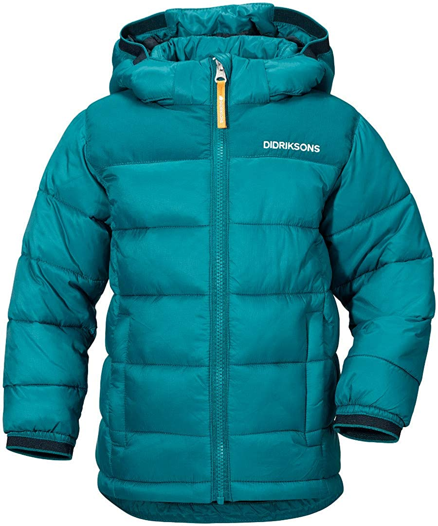 Didriksons Laven Thermal Padded Jacket - Glacier Blue