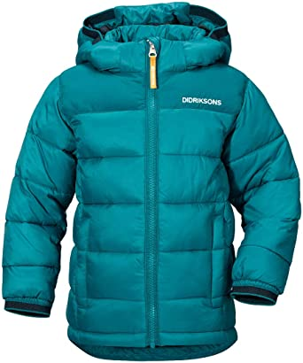 f62bf5943f97 Didriksons Laven Thermal Padded Jacket - Glacier Blue  Amazon.co.uk ...