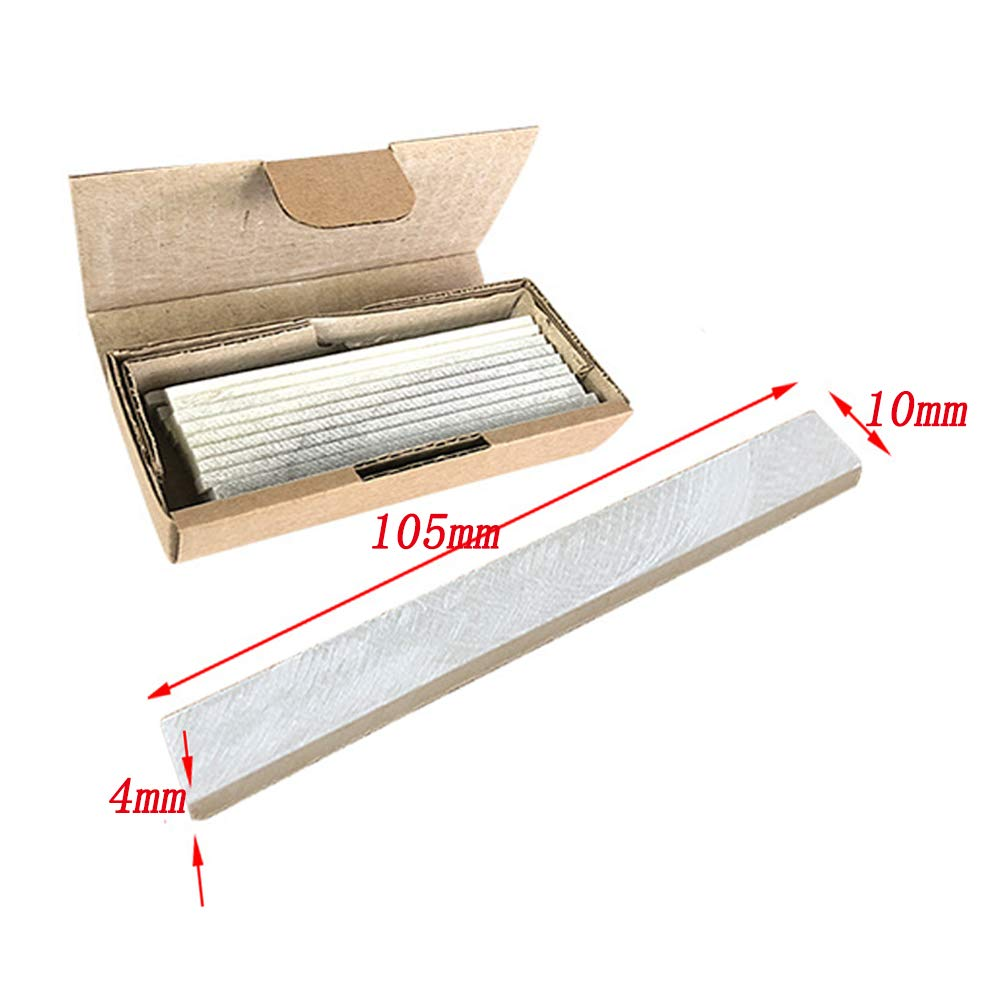 for Welders Textile Marking Tools 27 Packs for Each Perfect for Making Removable Markings on Steel Cast Iron Natural Flat White Soapstone