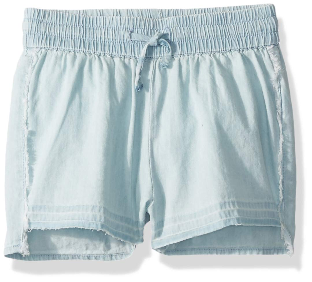 DL1961 Girls Alice Toddler Shorts, Bleach, 4/5 by DL1961 (Image #1)