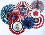 My Mind's Eye Stars & Stripes Party Fans