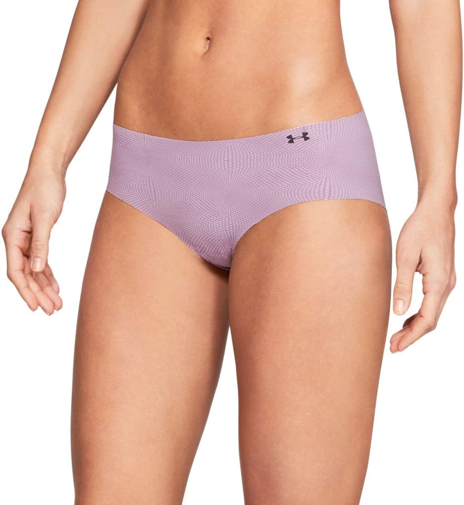 Under Armour PS Hipster 3pack Print Boxer Donna