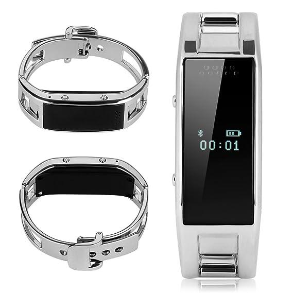 Excelvan-Smartwatch Bracalet Reloj de música Bluetooth Sync ...