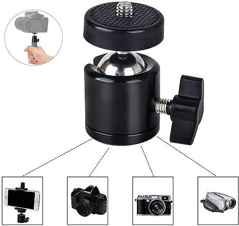 Trípode Ligero para Smartphone Samsung con Soporte para teléfono móvil y Mando a Distancia por Bluetooth y trípode para cámara: Amazon.es: Electrónica